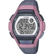 Casio - Montre Casio Casio Collection LWS-2000H-4AVEF - Montre en Plastique Femme