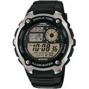 Montre Casio Collection AE-2100W-1AVEF - Montre Digitale Quartz Homme