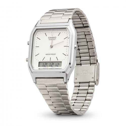 Montre Casio Acier Casio Collection AQ-230A-7DMQYES - Homme