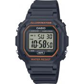 Casio - Montre Casio G-Shock F-108WH-8A2EF - Montre Chronographe