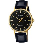 Casio - Casio Collection LTH-1060GL-1AER - Montre Homme Cuir
