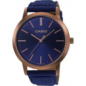 Casio - Casio Collection LTP-E118RL-2AEF - Montre Homme Cuir