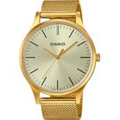 Casio - Casio Collection LTP-E140G-9AEF - Montre Analogique Homme