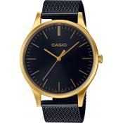 Casio - Montre Casio Casio Collection LTP-E140GB-1AEF - Montre Noire Homme