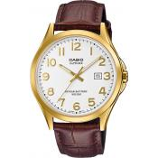Casio - Montre Casio Casio Collection MTS-100GL-7AVEF - Montre Homme Marron