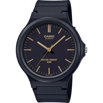 Casio - Montre Casio Casio Collection MW-240-1E2VEF - Montre Noire Homme