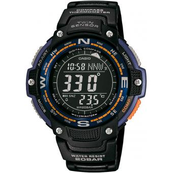 Casio - Montre Casio Collection SGW-100-2BER - Montre Casio Sport