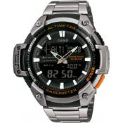 Casio - Montre Casio Collection SGW-450HD-1BER - Montre Homme Acier
