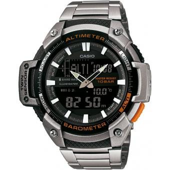 Casio - Montre Casio Collection SGW-450HD-1BER - Montre Casio Sport