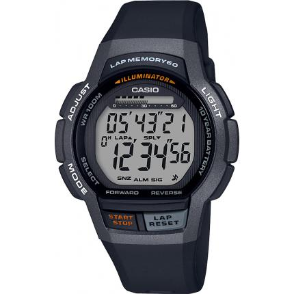 Montre Casio Collection WS-1000H-1AVEF - Montre Digital multifonctions Homme