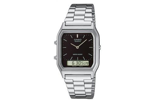Montre Casio Acier Casio Collection AQ-230A-1DMQYES - Homme