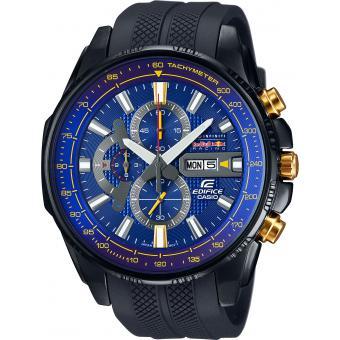 Montre Casio Edifice EFR-549RBP-2AER - Montre Chronographe Analogique Homme
