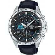 Casio - Montre Casio Edifice EFR-556L-1AVUEF - Montre Homme Cuir