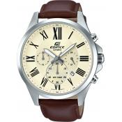 Montre Casio Design Cuir EFV-500L-7AVUEF