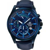 Casio - Montre Casio Edifice EFV-530BL-2AVUEF - Montre Casio - Nouvelle Collection
