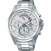 Casio - Montre Casio Edifice EFV-530D-7AVUEF - Montre Chronographe Homme