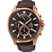 Casio - Montre Casio Edifice EFV-530GL-5AVUEF - Montre Chronographe Homme