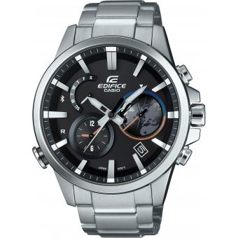 Montre Casio NEW EDIFICE EQB-600D-1AER - Montre Connectée Design Homme