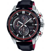 Casio - Montre Casio Edifice EQS-600BL-1AUEF - Montre Noire Homme