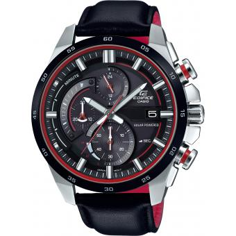Casio - Montre Casio Edifice EQS-600BL-1AUEF - Montre Casio
