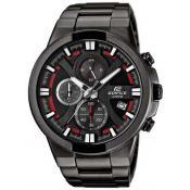 Montre Casio  Ronde Noire Rouge EFR-544BK-1A4VUEF