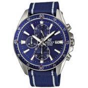 Montre Casio  Nylon Bleue EFR-546C-2AVUEF