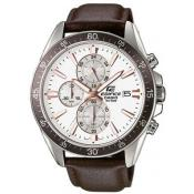 Montre Casio  Cuir Marron EFR-546L-7AVUEF