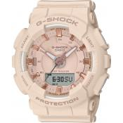 Casio - Montre Casio G-Shock GMA-S130PA-4AER - Montre Femme Rose