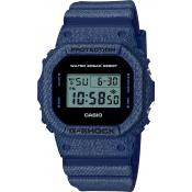 Casio - Montre Casio G-Shock DW-5600DE-2ER - Montre Chronographe Homme