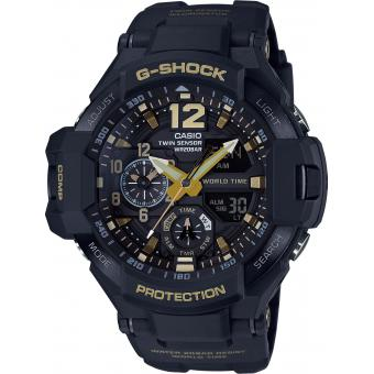 Montre Casio G-SHOCK GA-1100GB-1AER - Montre G-Shock Multifonctions Homme