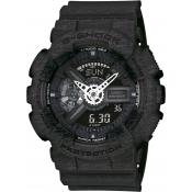 Montre Casio G-Shock GA-110HT-1AER - Montre Quartz Digitale Homme