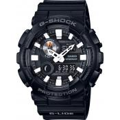 Montre Casio G-SHOCK GAX-100B-1AER - Montre Multifonction LED Homme