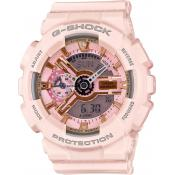 Casio - Montre Casio G-Shock GMA-S110MP-4A1ER - Montre Rose