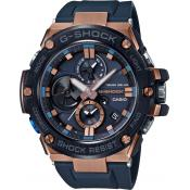 Casio - Montre Connectée Casio G-Shock GST-B100G-2AER - Montre Chronographe