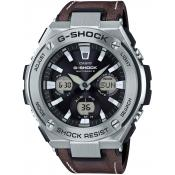 Casio - Montre Casio G-Shock GST-W130L-1AER - Montre Homme Marron
