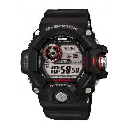 Casio - Montre Casio G-Shock GW-9400-1ER - Montre altimetre casio