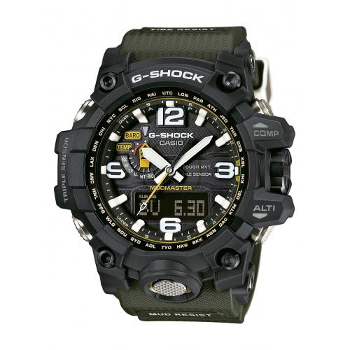 Casio - Montre Casio G-Shock GWG-1000-1A3ER - Montre altimetre casio