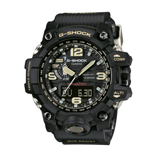 Casio - Montre Casio G-Shock GWG-1000-1AER - Montre altimetre casio