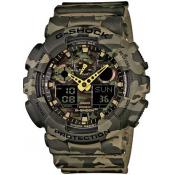 Casio - Montre Casio G-Shock GA-100CM-5AER - Montre Quartz Homme