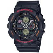 Casio - Montre Casio GA-140-1A4ER - Montre Homme - Nouvelle Collection
