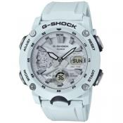 Casio - Montre Casio GA-2000S-7AER - Montre Blanche