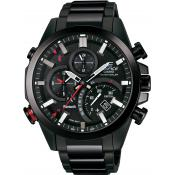 Casio - Montre Casio New Edifice EQB-501DC-1AER - Montre Noire Homme