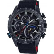 Casio - Montre Casio New Edifice EQB-501TRC-1AER - Montre Noire Homme