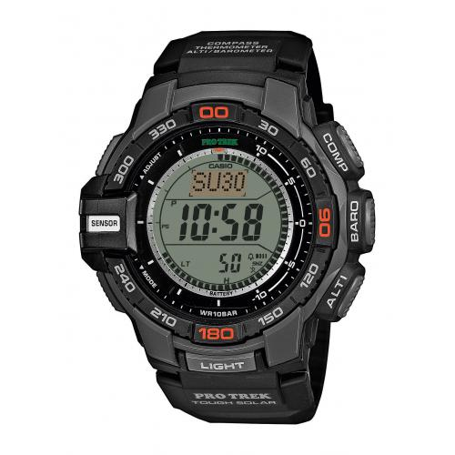 Casio - Montre Casio Pro Trek PRG-270-1ER - Montre altimetre casio