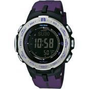 Montre Casio Chronographe Violette PRW-3100-6ER - Promos