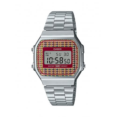 Casio - Montre CASIO A168WEF-5AEF - Montre Casio