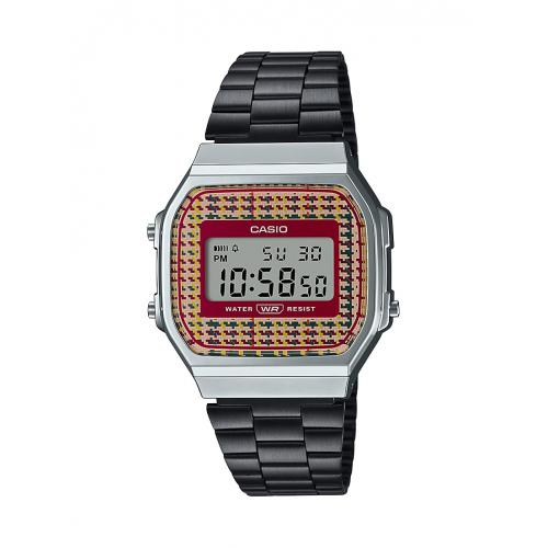 Casio - Montre CASIO A168WEFB-5AEF - Montre Casio