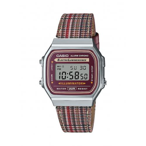Casio - Montre CASIO A168WEFL-5AEF - Montre Casio