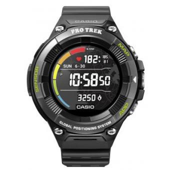 Casio - Montre Casio WSD-F21HR-BKAGE - Montre Casio