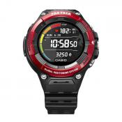 Casio - Montre Casio WSD-F21HR-RDBGE - Montre Casio